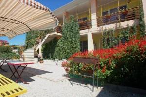 Гостевой дом Бригантина в Дивноморском