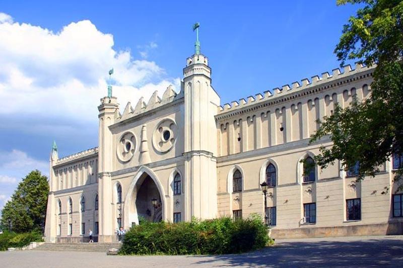 Лю́блин — самый большой город на востоке Польши
