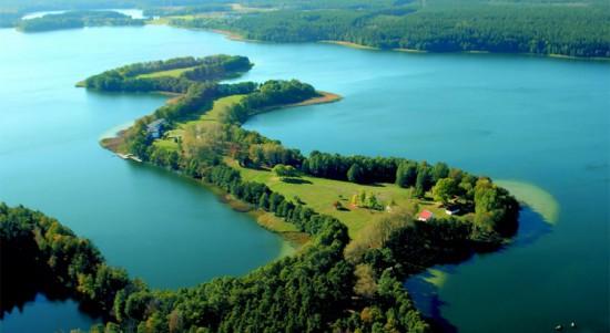 Мазуры - тысячи озер