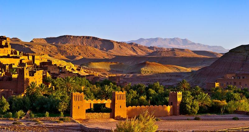 Марокко - государство в Северной Африке