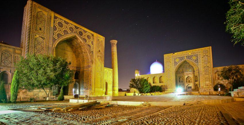 Достопримечательности Самарканда (Узбекистан)