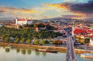 Словакия - страна в центре Европы