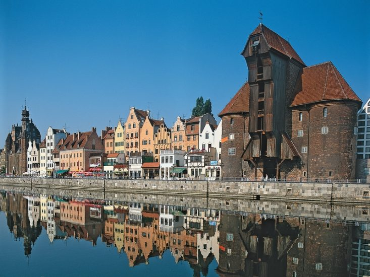 Ченстохо́ва— город на юге Польши, на реке Варта