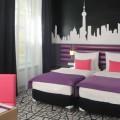 Cosmo-City - гостиница в Будапеште