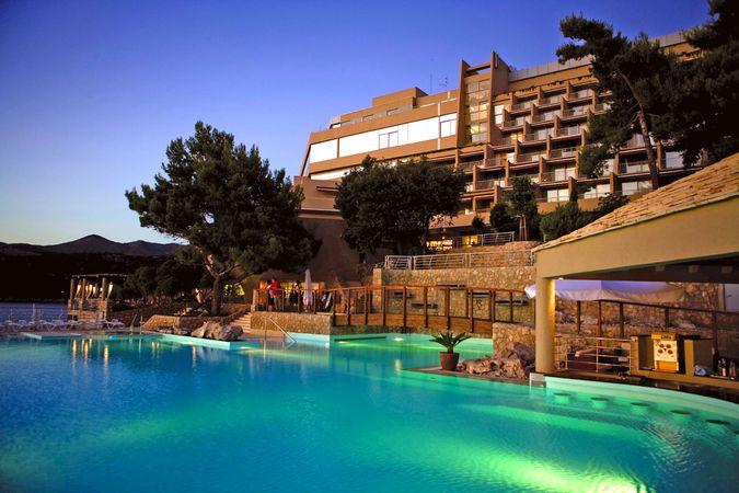 Отель в Дубровнике