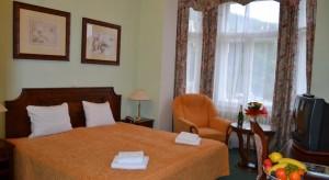 Отель Ester расположен в центре курортной зоны города Карловы Вары