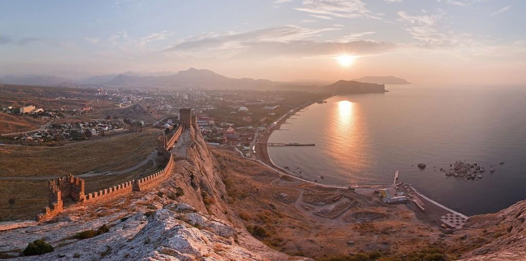 Генуэзская крепость (Судак). Крым