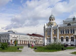 Бийский городской драматический театр — театр Бийска, Алтайский край, Россия
