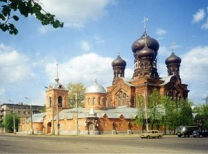 Введенский монастырь в Иванове — женский православный монастырь в центре города Иваново
