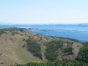 Ма́лое Мо́ре — часть озера Байкал в средней его части, отделённая островом Ольхон.