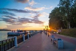 Кострома́ — город в России на реке Волге