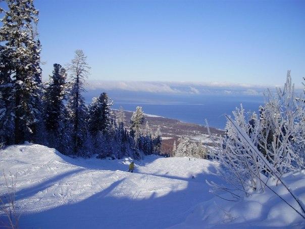 горнолыжный отдых на Байкале