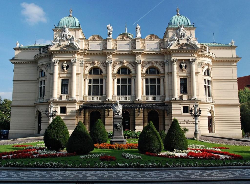 «Театр им. Юлиуша Словацкого» - драматический театр в Кракове.
