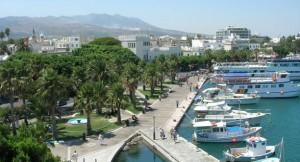 Кос — остров в Эгейском море