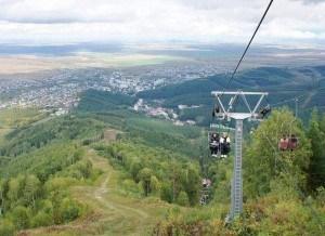 Белокуриха: горнолыжный спорт и культурный туризм