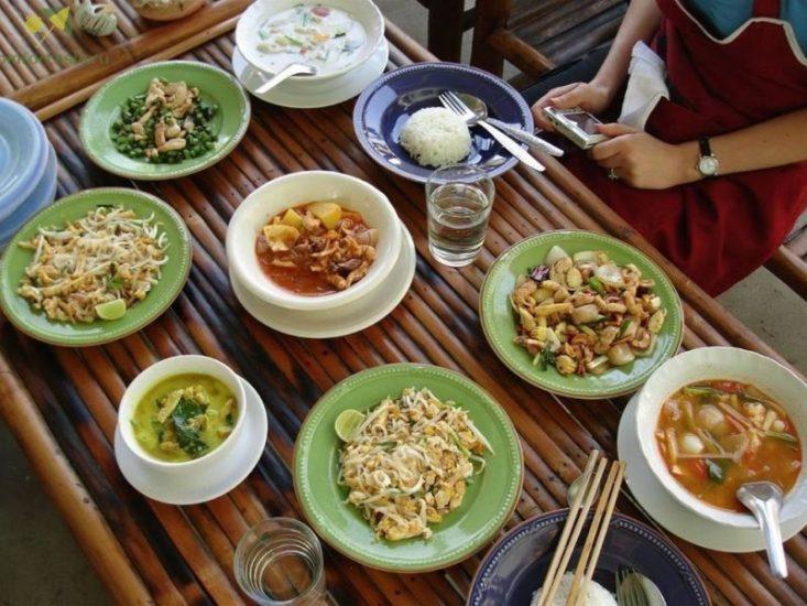 Особенности кухни в Таиланде