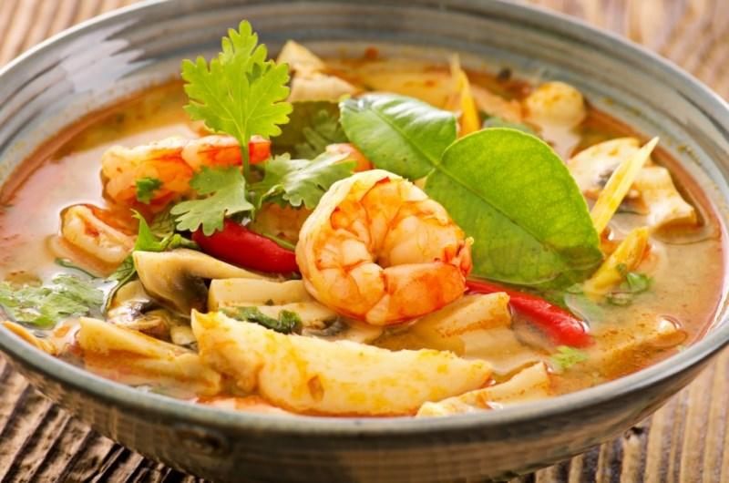 Кунг Массаман - тайское блюдо