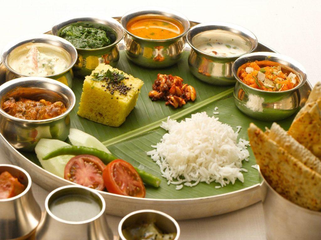 Питание в Индии
