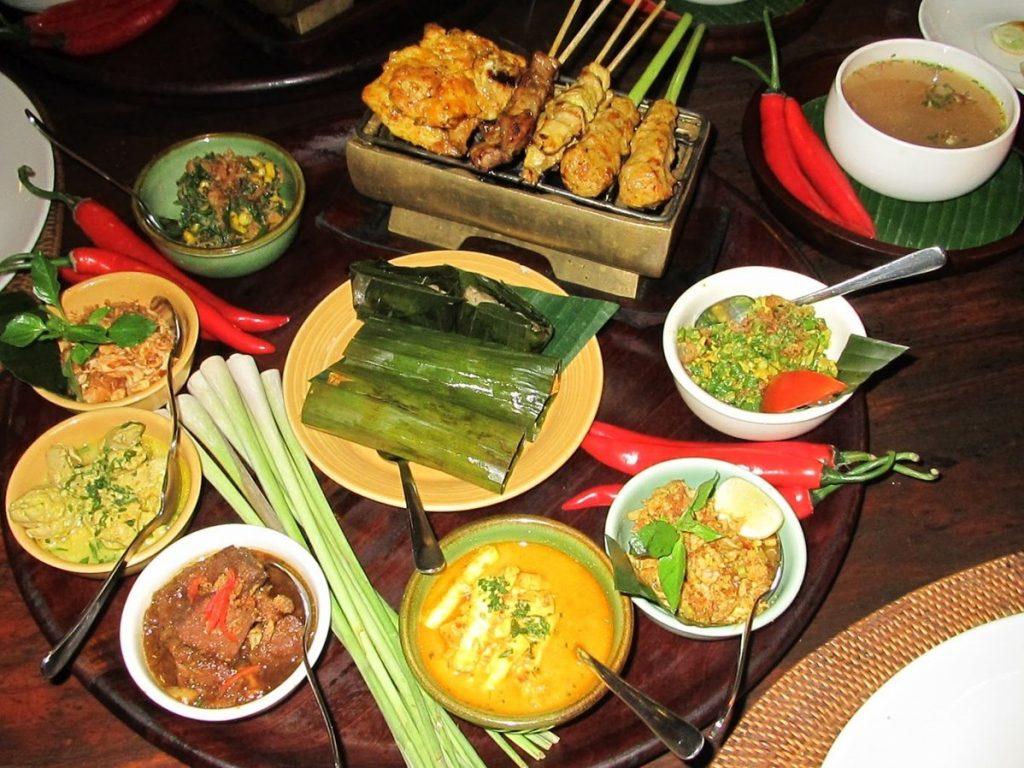 Национальная кухня Индонезии
