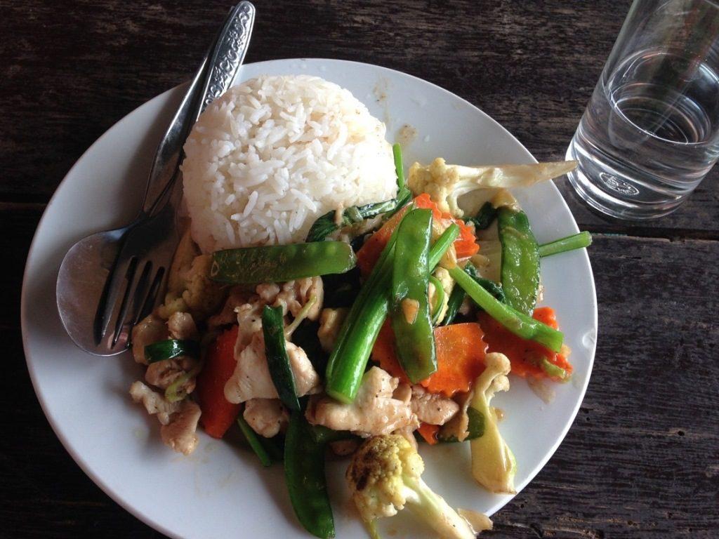 Блюда Лаоса
