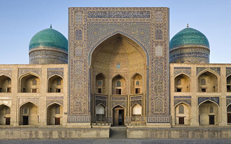 Безвизовое путешествие в узбекистан