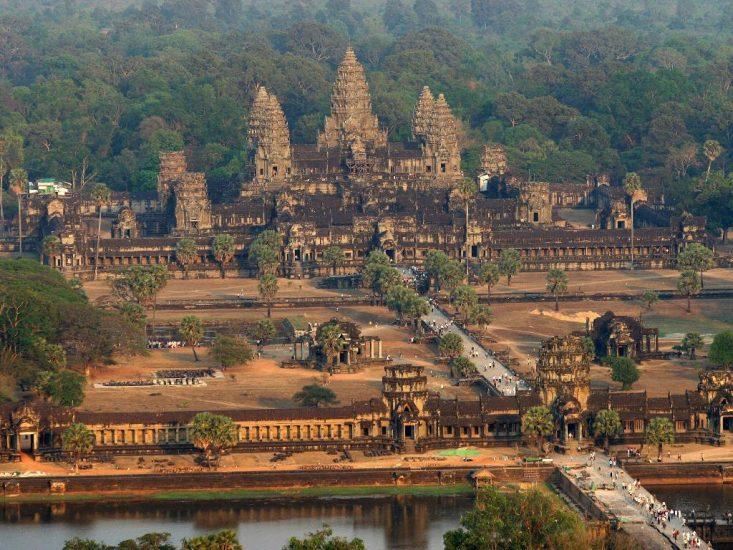Особенности отдыха в Камбодже