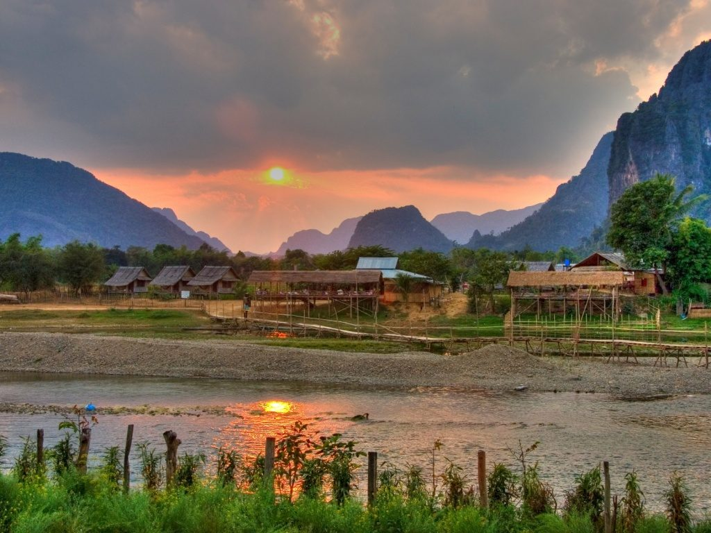 Особенности отдыха в Лаосе