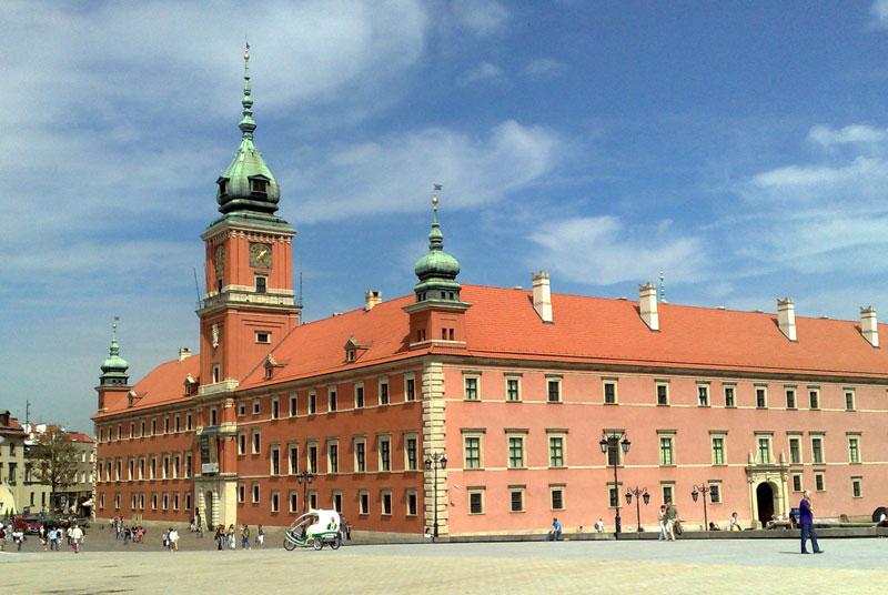 Резиденция польских королей