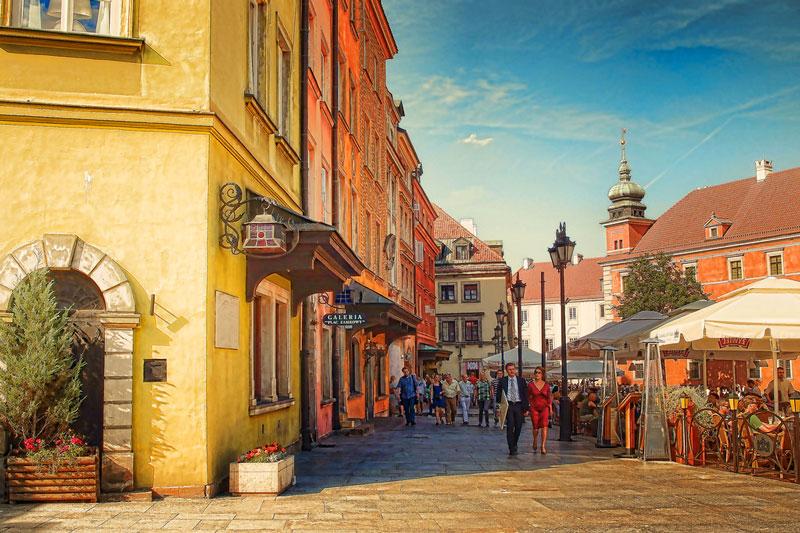 Варшава (старый город)