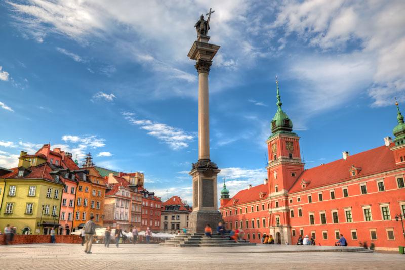Экономный отдых в Варшаве