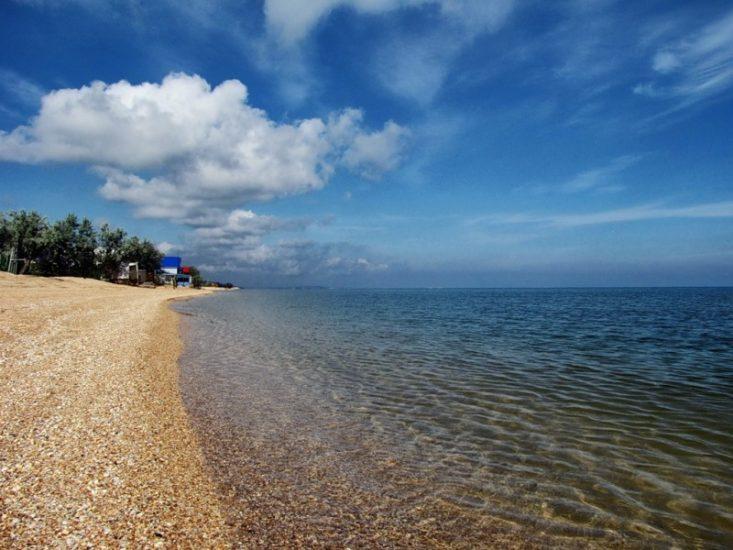 Отдых на Азовском море в Ейске