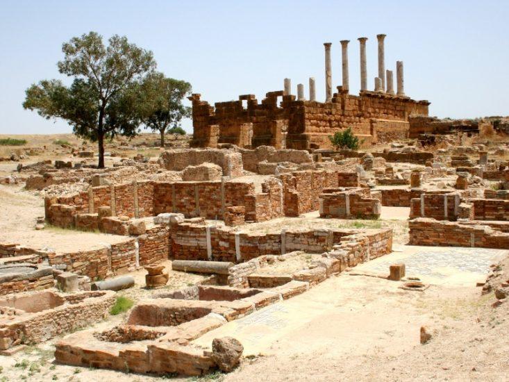 Поездка в Карфаген в Тунисе