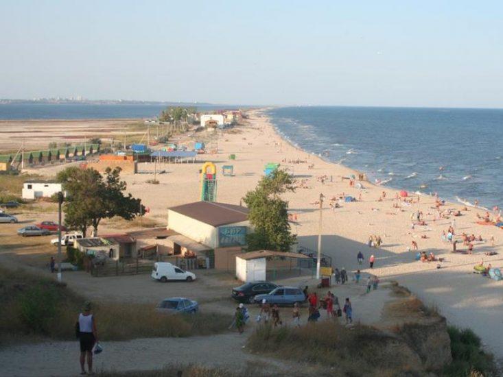 Отдых на Азовском море в Приморске