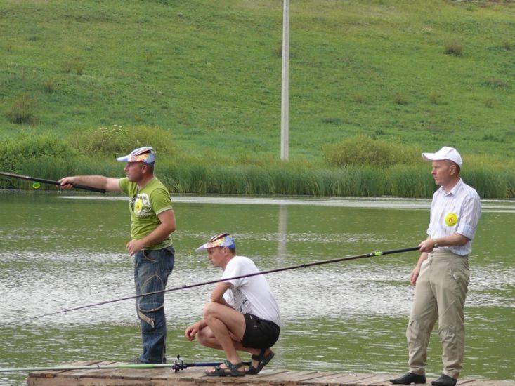 Сельский туризим с рыбалкой