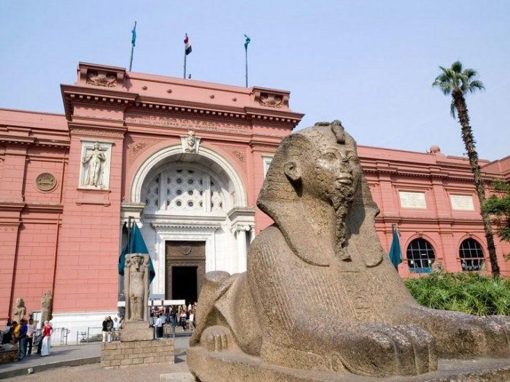 Египетский национальный музей - достопримечательность Египта