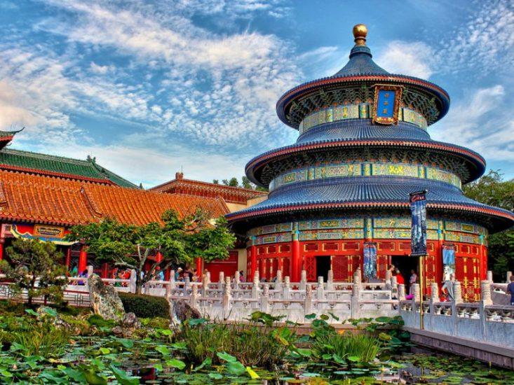 Особенности отдыха в Китае
