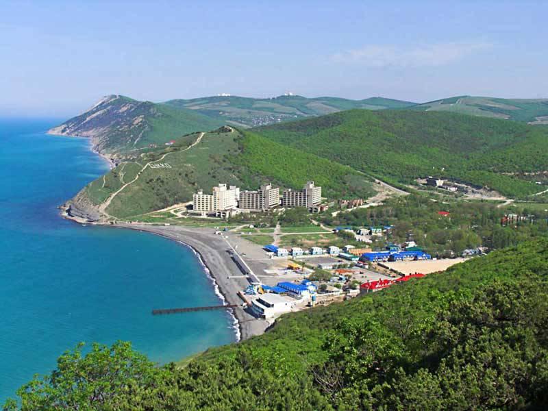 Поездка на Азовское побережье