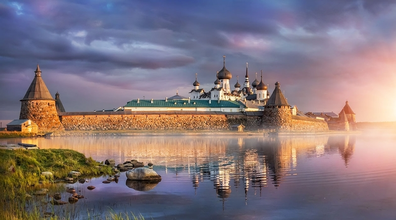 Поездка на Соловки