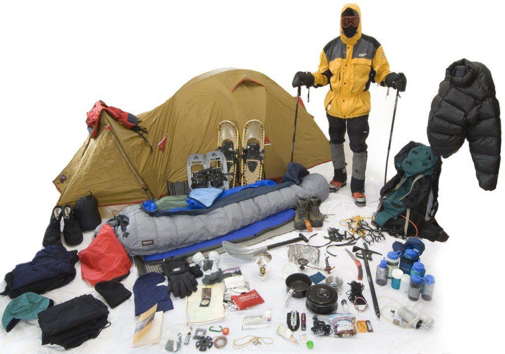 вещи для зимнего путешествия
