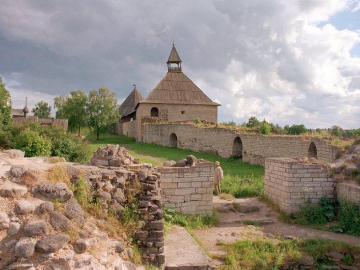 Музей Старая Ладога в Ленинградской области