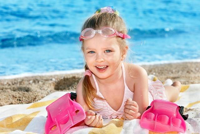 Что взять для отдыха на пляже с ребенком
