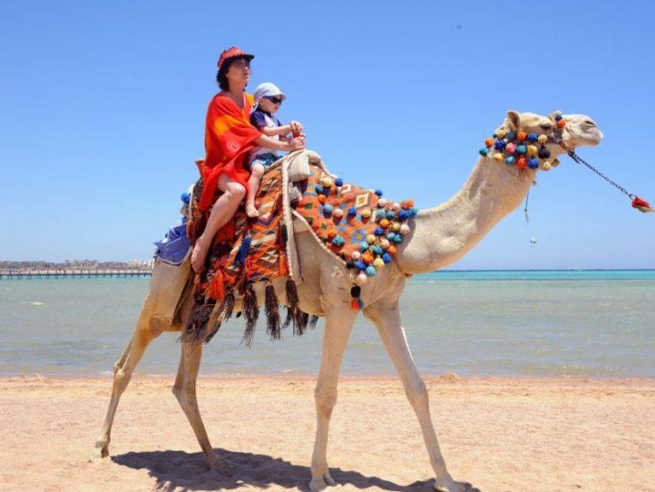 Путешествие с ребенком в Египет