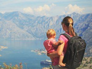 Путешествие с детьми за границу