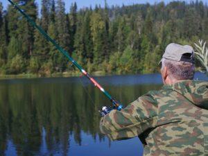Рыбалка с проживанием