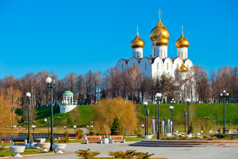 Поездка в Ярославль с ребенком
