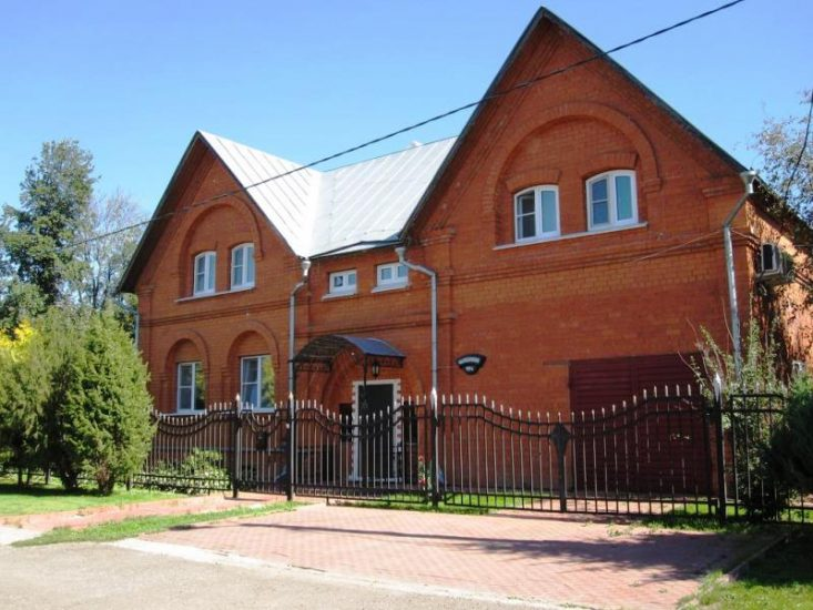 Гостевой дом Волшебный сад в Суздале