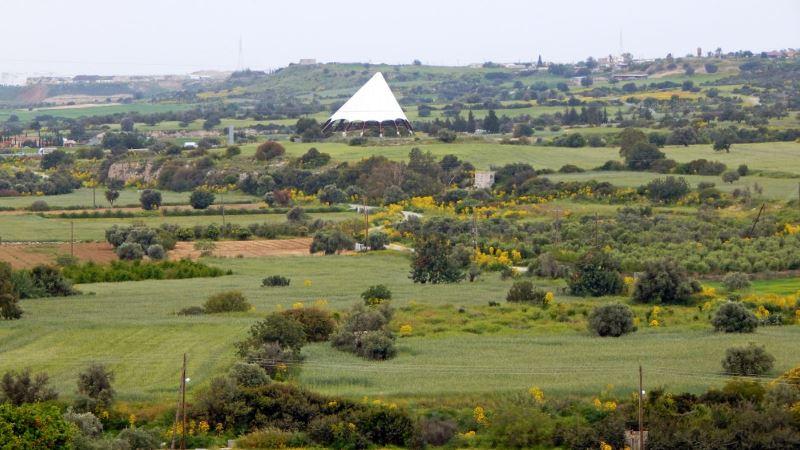 Деревня Тента на Кипре