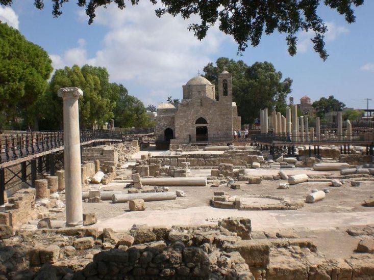 Поездка в древний город Курион