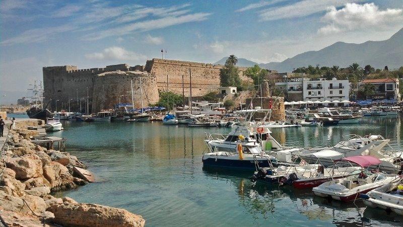 Поездка в Киренийскую крепость