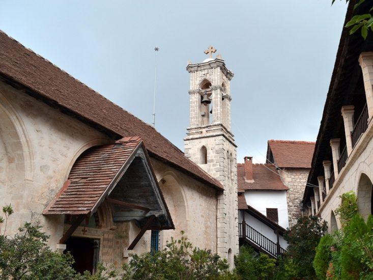Путешествие в монастырь (мужской) Пресвятой Богородицы Троодосской
